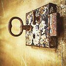 Old Lock by Madeleine Forsberg