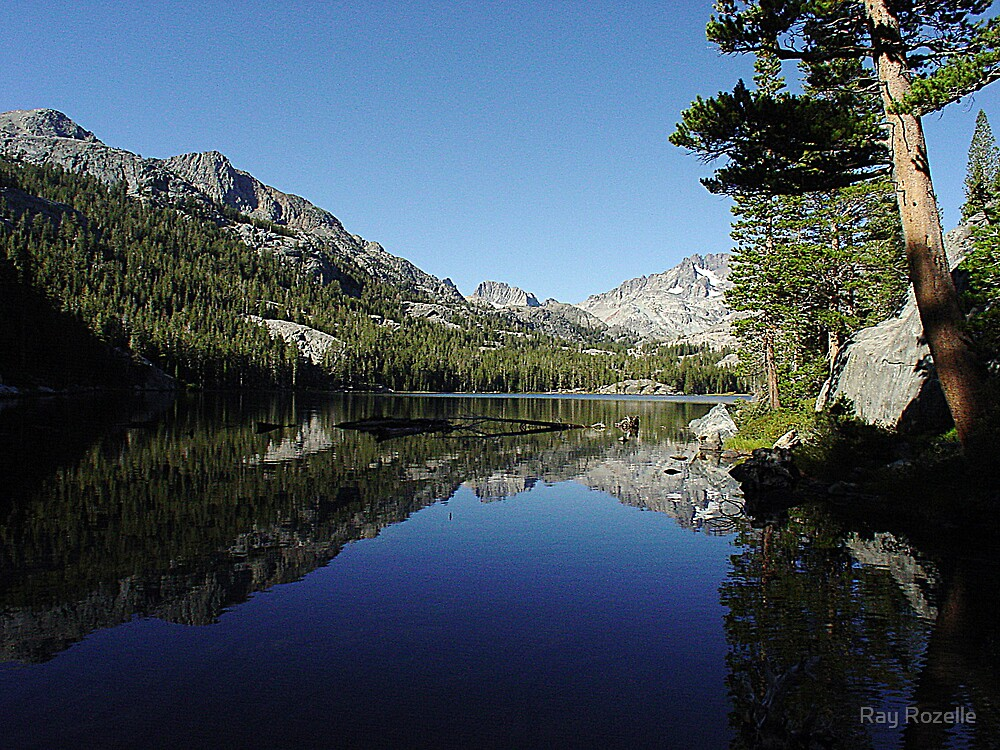 Shadow Lake by Ray Rozelle