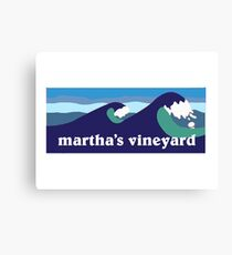 martha's vineyard Canvas Print