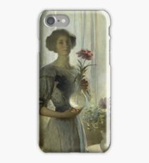 John White Alexander - June iPhone Case/Skin