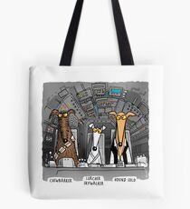 Hound Solo (assorted) Tote Bag