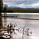 Yellowstone Lake by doubleheader