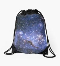 Magellan Nebula Drawstring Bag