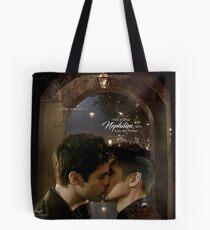 Malec Kiss Tote Bag