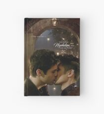 Malec Kiss Hardcover Journal