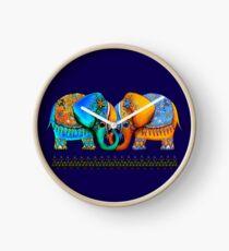 Kleinste Elefant-Liebes-Verbindungen Uhr