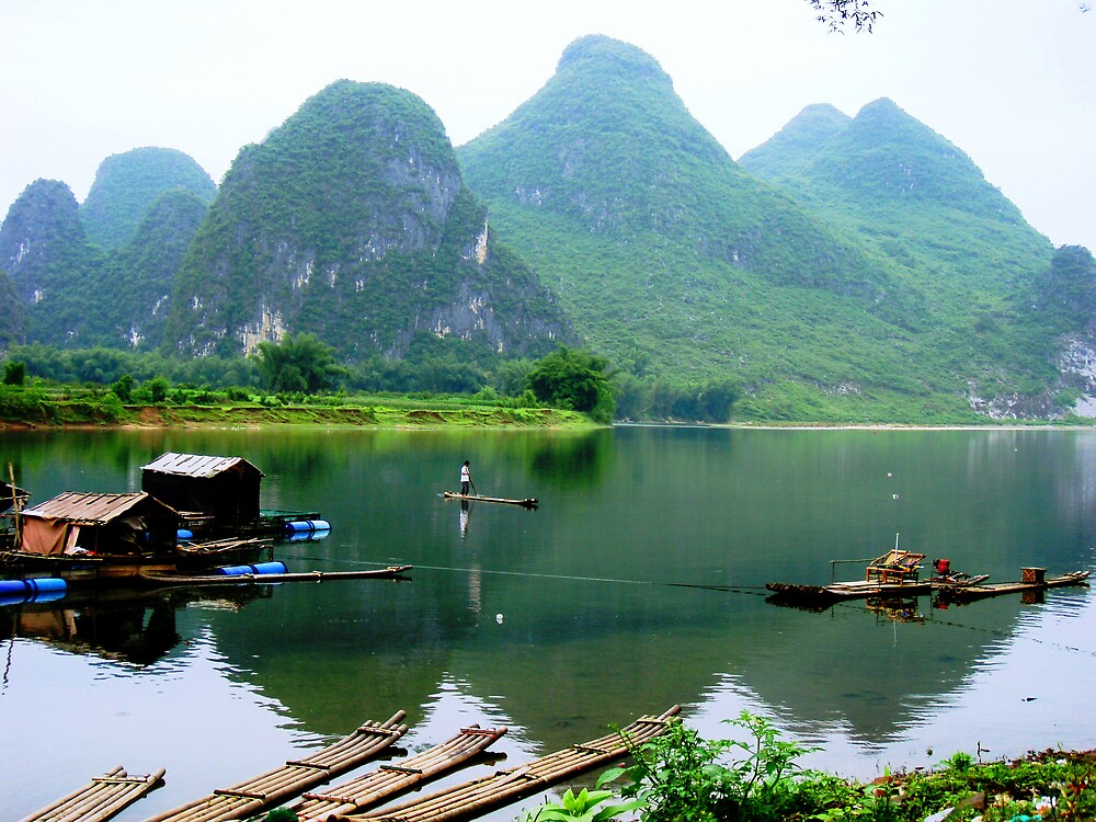 "Yangshou "" The Village"" by hadstr"