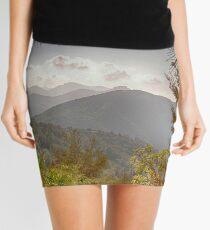 Mountain Views Mini Skirt