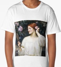 John William Waterhouse - Vanity Long T-Shirt