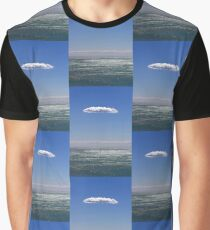 clouds about atlantic ocean Graphic T-Shirt