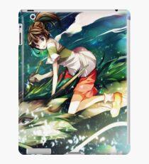 Chihiro and Haku,  iPad Case/Skin