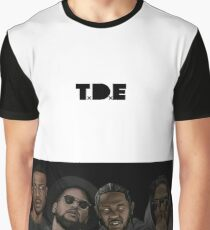 Top Dawg Entertainment Black Hippy Graphic T-Shirt