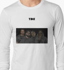 Top Dawg Entertainment Black Hippy Long Sleeve T-Shirt