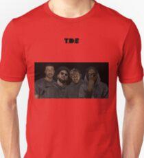 Top Dawg Entertainment Black Hippy Unisex T-Shirt