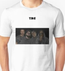Top Dawg Entertainment Black Hippy Unisex T-Shirt