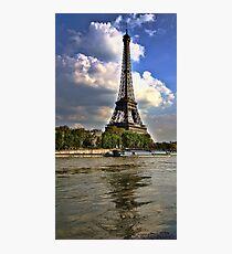 Across the Seine Photographic Print