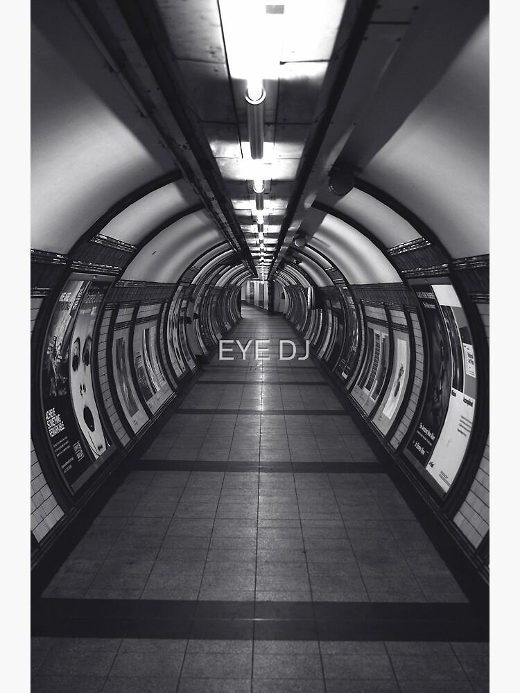 Embankment Underground Station. (London, UK) by iDJPhotography