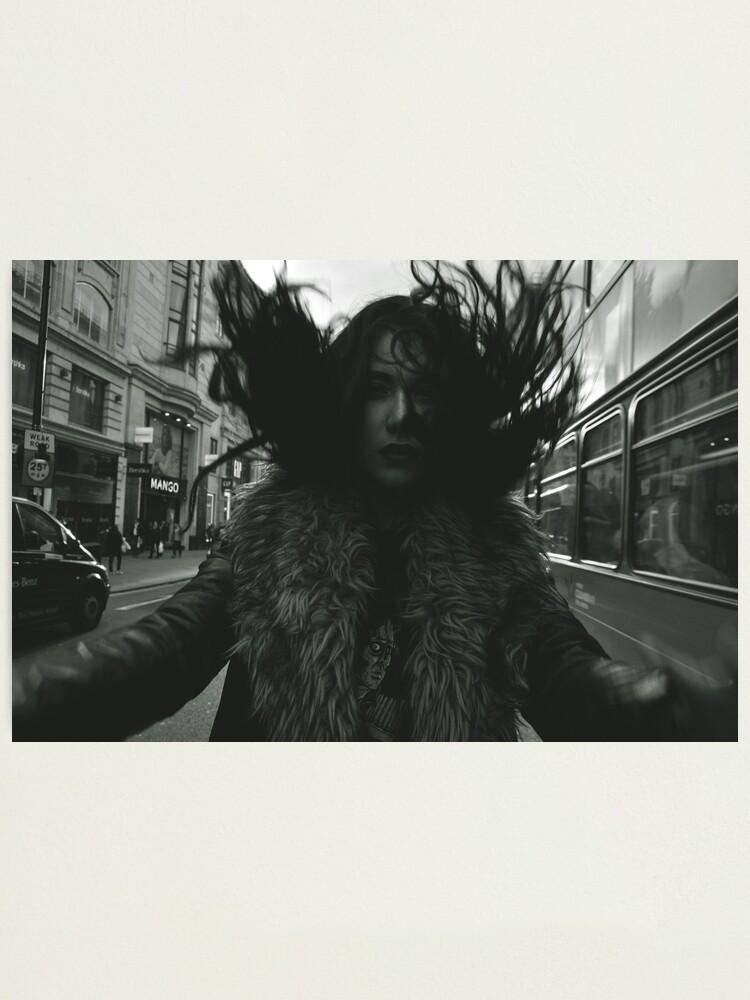 Alternate view of SELFIE DEMONS. (Oxford Street, London) Photographic Print