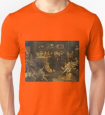 Joos Van Winghe - Night Banquet And Masquerade, 1630 Unisex T-Shirt