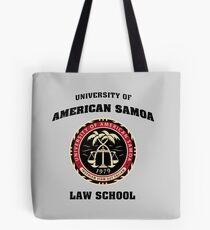 University of American Samoa Tote Bag