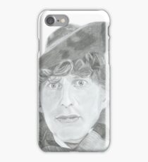 The 4th Doctor iPhone Case/Skin