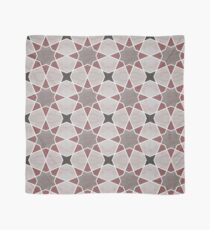 Cordoba tiles - grey and red Pañuelo