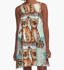 Brothers - Beatrice Ajayi  A-Line Dress