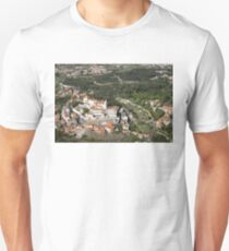 Sintra National Palace Aerial Unisex T-Shirt