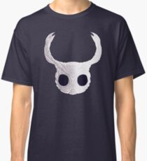 Hollow Knight Detailed Mask Classic T-Shirt