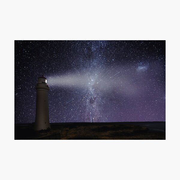 Cape Nelson Lighthouse Photographic Print