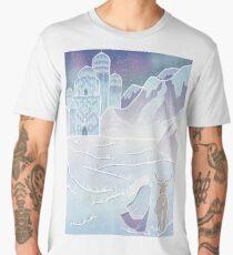 The Snow Queen Men's Premium T-Shirt