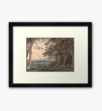Joseph Mallord William Turner - Windsor, 1798 Framed Print