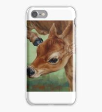Libby With An Itch iPhone Case/Skin