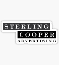MadMen, Sterling Cooper Sticker