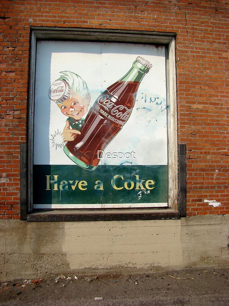 Coke by Despot