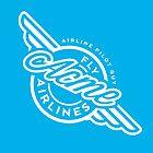 ACME logo sky blue at 45deg by airlinepilotguy