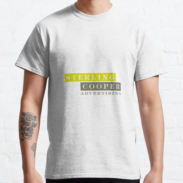 Mad Men, Sterling Cooper Classic T-Shirt