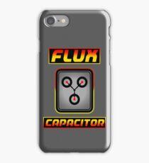 Flux Capacitor iPhone Case/Skin