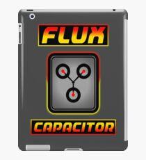 Capacitor feed iPad Case/Skin