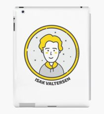 SKAM - Isak Icon Graphics iPad Case/Skin