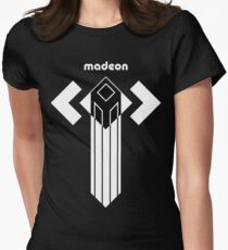 MADEON ADVENTURE TOWER Women's Fitted T-Shirt