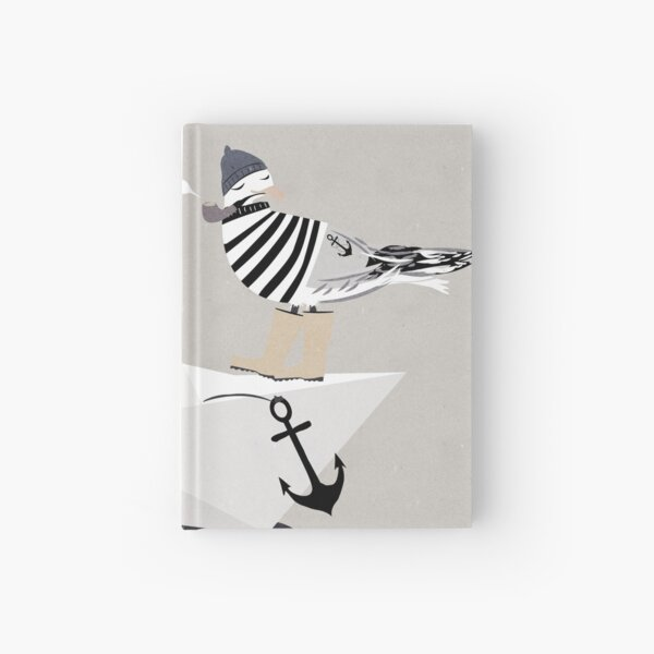 Fisher seagull Hardcover Journal