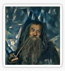 Gandalf the Grey Sticker