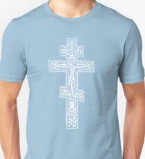 Orthodox Crucifix Unisex T-Shirt