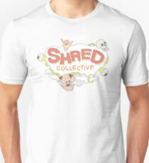 Getter Shred Collective logo Unisex T-Shirt