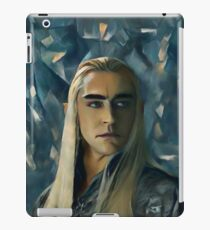 King of the Woodland Realm iPad Case/Skin