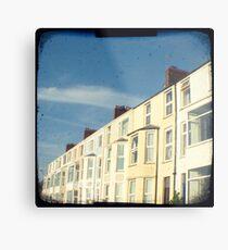 Home by the sea Metal Print