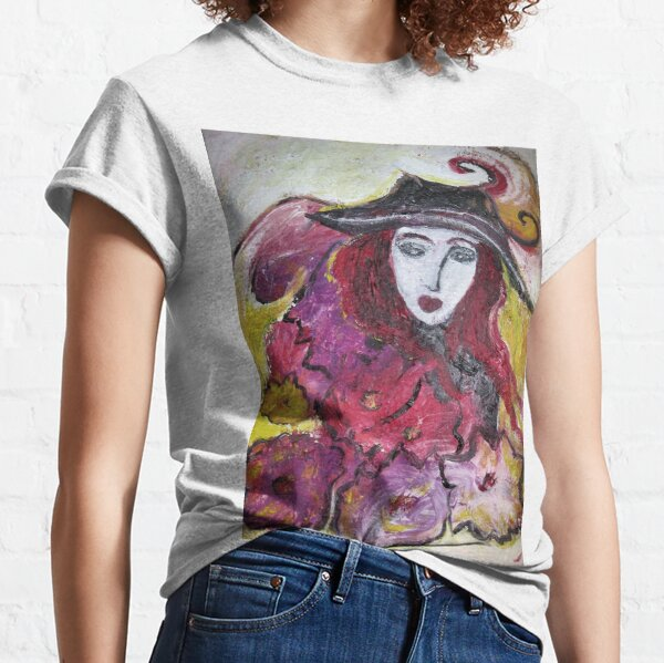 Thinking of Chagall Classic T-Shirt