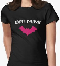 BATMIMI - Proud MIMI GrandMother Super Mimi Hero Women's Fitted T-Shirt