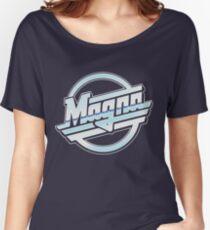 Magna Women's Relaxed Fit T-Shirt